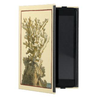 Coral by the Sea iPad Mini Cover