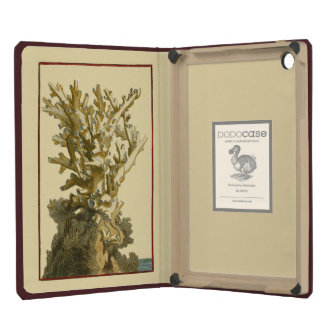 Coral by the Sea iPad Mini Retina Cases