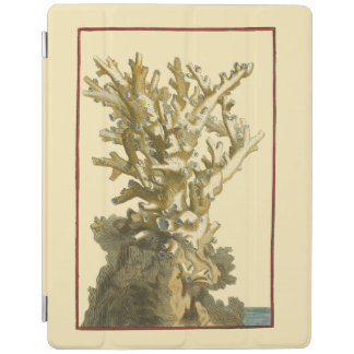 Coral by the Sea iPad Smart Cover