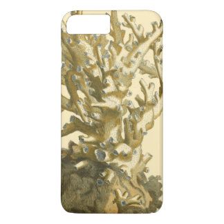 Coral by the Sea iPhone 7 Plus Case