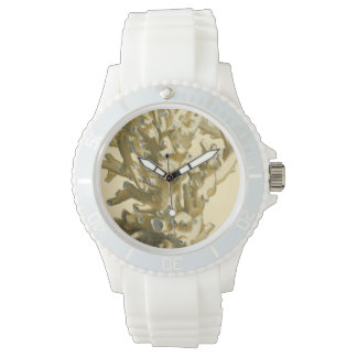 Coral by the Sea Watches