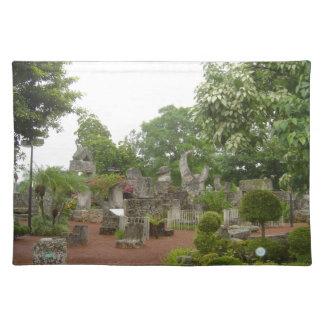 Coral Castle Place Mat