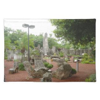 Coral Castle Placemat