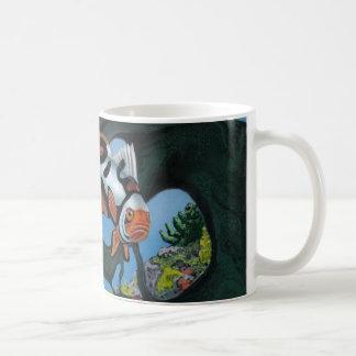 Coral Conundrum Coffee Mug