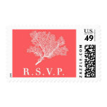 Coral Cove A by Ceci New York Stamps