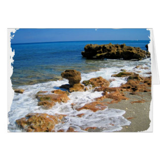 Coral Cove Park Greeting Card
