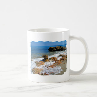 Coral Cove Park Classic White Coffee Mug