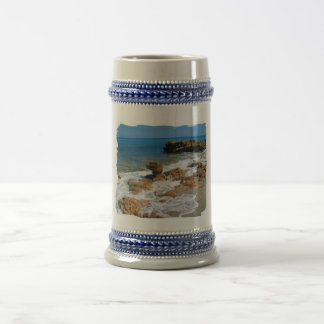 Coral Cove Park 18 Oz Beer Stein