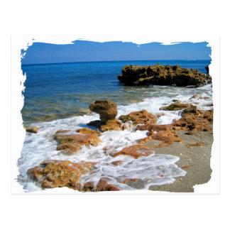 Coral Cove Park Postcard