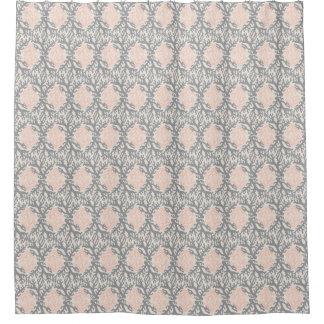 Peach Coral Shower Curtains | Zazzle