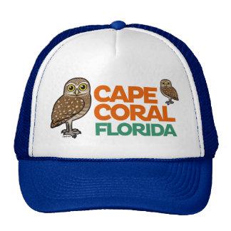 Coral del cabo madriguera búhos