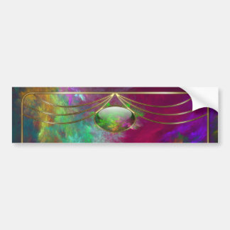 Coral Depths Bumper Sticker