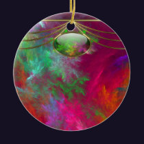 Coral Depths Ornament