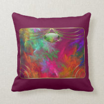 Coral Depths Pillow