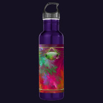 Coral Depths Water Bottle
