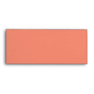 Coral Envelope