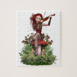 Coral Fairy ~ Sweet Melody Jigsaw Puzzles