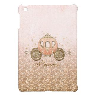 Coral Fairytale Princess iPad Mini Case