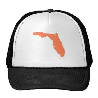 Coral Florida Hat
