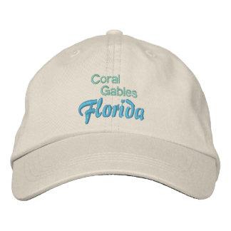 CORAL GABLES 1 cap