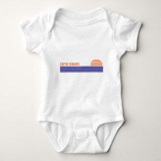Coral Gables Baby Bodysuit