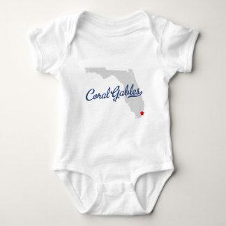 Coral Gables Florida FL Shirt