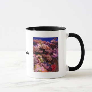 Coral Garden Coffee Cup