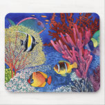 Coral Garden Mouse Pads
