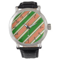 Coral Green Wristwatches