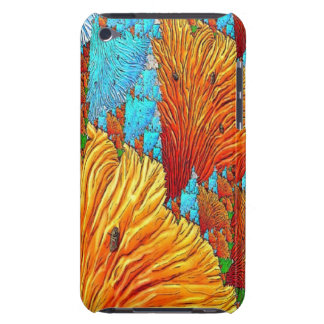 Coral Illustration Barely There iPod Case