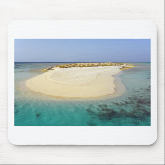 coral island mouse pad