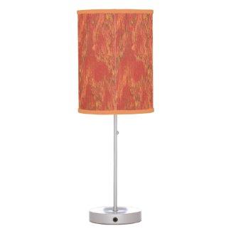 Coral Lava Lamp