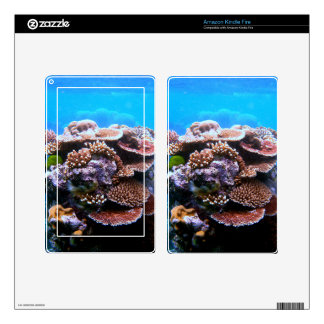 CORAL OUTCROP 2 KINDLE FIRE SKIN
