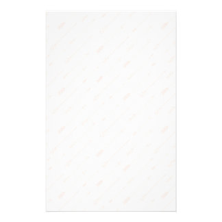Coral Outlined Arrows Pattern Stationery