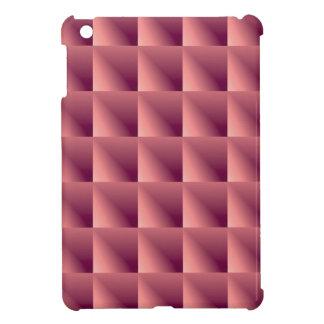 Coral paper slots iPad mini case
