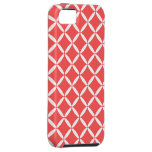 Coral Pattern iPhone 5 Case-Mate