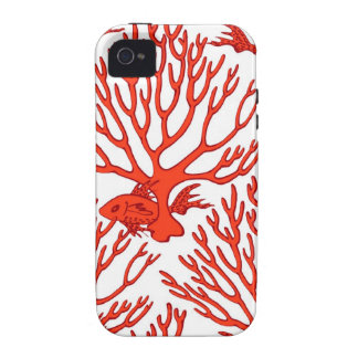 Coral Pattern iphone Case iPhone 4 Covers