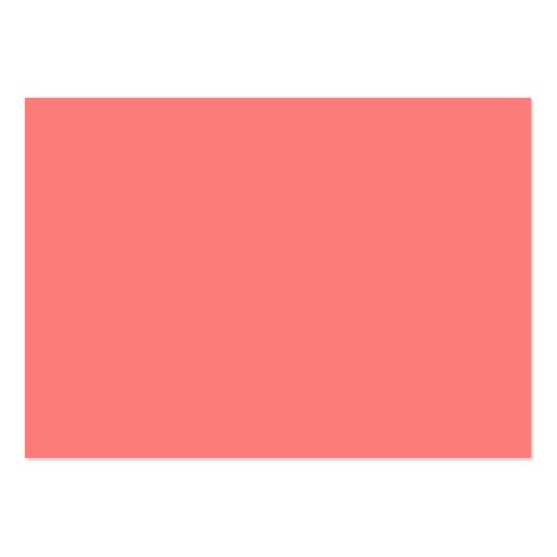 Z Coral Card Coral Peach Pin...