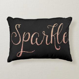 Gold Sparkle Pillows - Decorative & Throw Pillows Zazzle