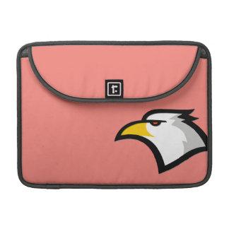 Coral Pink Bald Eagle MacBook Pro Sleeve