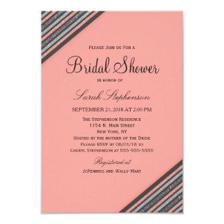Z Coral Card Coral Bridal Shower In...