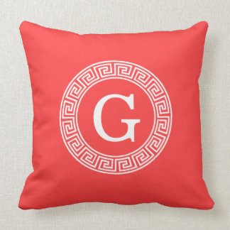 Red Coral Pillows - Decorative & Throw Pillows Zazzle