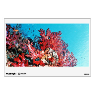 Coral Reef 1 Wall Sticker