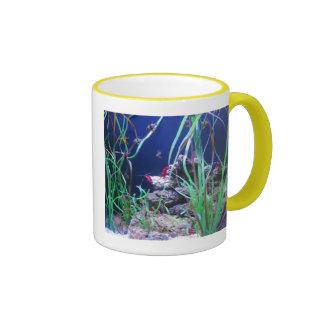 Coral Reef 2 Ringer Coffee Mug