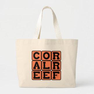 Coral Reef, Aquatic Structure Bags