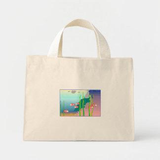 Coral Reef Canvas Bag