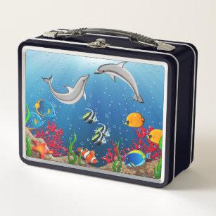 Fish Lunch Boxes Zazzle