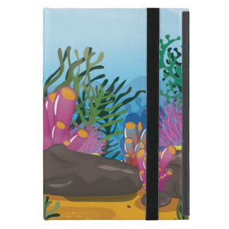 Coral Reef Case For iPad Mini