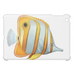 Coral Reef Copperband Butterfly Fish Speck Case Cover For The iPad Mini