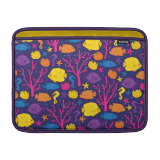 Coral Reef Crew Sleeve For MacBook Air
